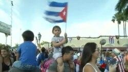 Cubanoamericanos envían mensaje de libertad a la isla
