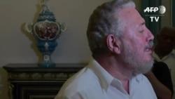 Fidel Castro Díaz-Balart, el hijo mayor de Fidel Castro, se suicida