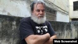 Eduardo del Llano, director de cine y humorista cubano