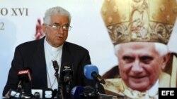 El Arzobispo de Santiago de Cuba recibe a las Damas de Blanco