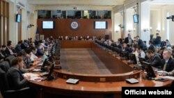Sesión extraordinaria del Consejo Permanente de la OEA para analizar la situación en Venezuela.
