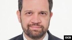 René Bolio Abogado y Presidente Comisión Justicia Cuba