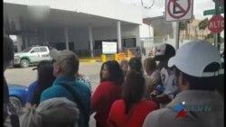 """A pesar de fin de """"pies secos, pies mojados"""" llegan más cubanos a frontera de EEUU"""
