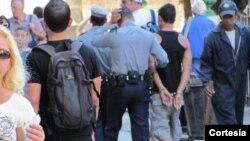 arrestos policiales