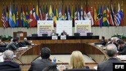 La 46 Conferencia de las Américas, que organiza el Departamento de Estado de EEUU y el centro de estudios Consejo de las Américas en Washington, DC.