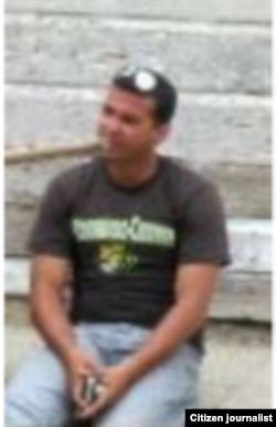 Reporta Cuba. El agente Pagán, conocido por su actitud represiva contra opositores.
