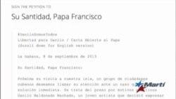 """Piden al Papa que interceda por grafitero """"El Sexto"""""""