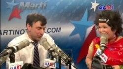Magdalena de Cuba le da calurosa bienvenida a Tony Benitez