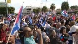 Encuesta revela deseo de que EEUU presione a Cuba por cambios democráticos