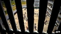 Vista del patio de la prisión del Combinado del Este (Foto: Archivo).
