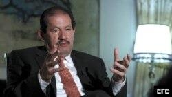 El vicepresidente de Colombia, Angelino Garzón.