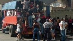 """""""Camioneros"""" cuentapropistas enfrentan acoso de funcionarios"""