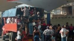 Paro de transportistas privados se extiende al interior de Cuba