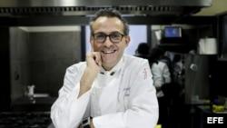 El chef Massimo Bottura.
