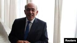 El embajador de Perú en Estados Unidos, Hugo de Zela.