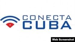 Logo de Conecta Cuba.