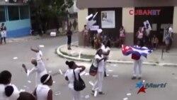 Brigada 2506 pide apoyo para las Damas de Blanco en Cuba