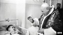 Juan XXIII fue beatificado en el año 2000 junto a Pío IX
