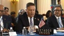 """Mike Pompeo: El cambio en Cuba es """"inevitable"""""""