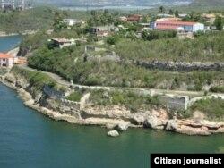 Bahía de Santiago de Cuba Reporta Cuba Foto Daneybis de la Celda