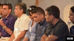Los participantes de Cuba en la Conferencia CIF