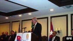 Orlando Gutiérrez, del Directorio Democrático Cubano. Archivo.