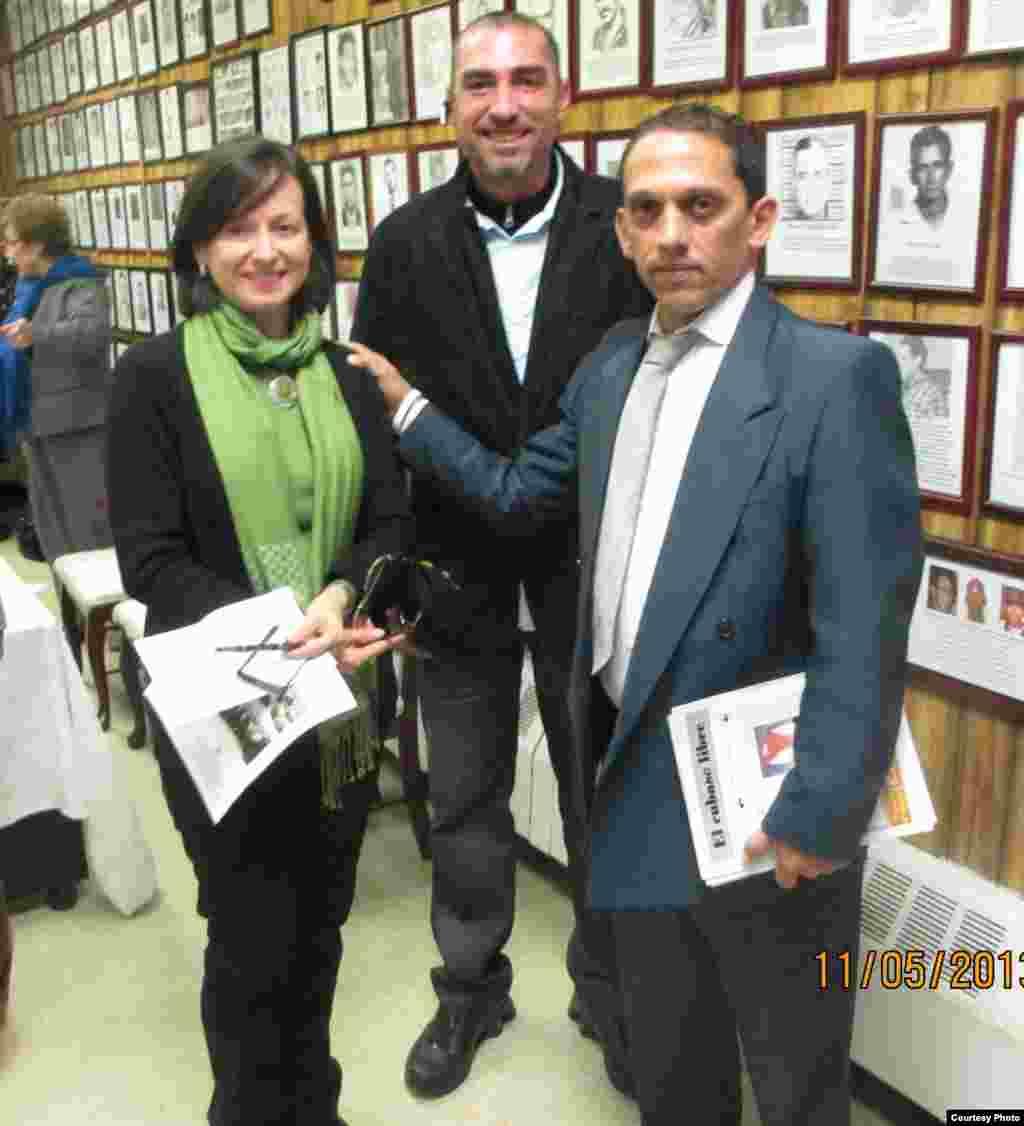 Maria Werlau, Eliecer Consuegra y Rodríguez Lobaina