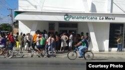 Ante la escasez cubanos apelan al uso de jabón artesanal