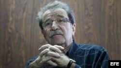Periodista venezolano Teodoro Petkoff
