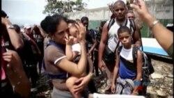 Guatemala no será puente migratorio para cubanos varados en Costa Rica