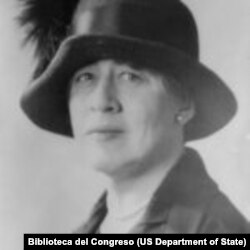 Ruth Bryan Owen (Biblioteca del Congreso)