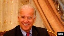 El vicepresidente electo estadounidense, Joe Biden, en foto de archivo.