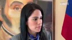 VIDEO. Embajadora de Guaidó en Costa Rica denuncia intervención cubana en Venezuela