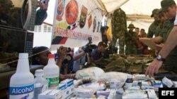 Suman ocho militares implicados en supuesto tráfico de drogas en Venezuela