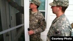 Policía Militar de la Guardia Nacional de New Jersey .