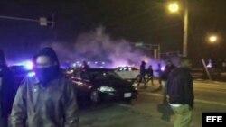 Policía mata a un joven negro en localidad cercana a Ferguson