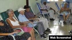 Reporta Cuba. Casa de Abuelos.