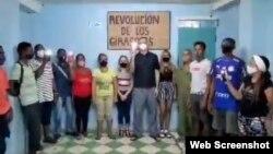 UNPACU se suma a la campaña contra el congreso del PCC. (Captura de video/Twitter)