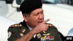 Entre los gobernadores electos figura el exministro de Defensa y general en jefe Henry Rangel Silva.
