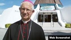Recuerdan aniversario de ordenación del fallecido Monseñor Agustín Román