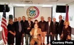 La Academia de la Historia de Cuba en el Exilio celebró su primer congreso en New Jersey.