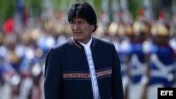 El presidente de Bolivia, Evo Morales, reveló que tuvo un hijo que falleció en el 2007.