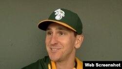 Pat Venditte, lanzador ambidiestro.