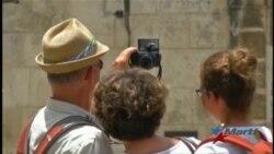 Sigue en aumento el número de turistas que visitan Cuba