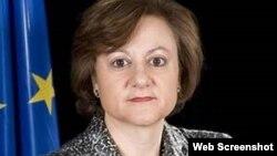 Cristina Gallach, secretaria de Estado de Asuntos Exteriores de España.