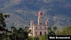 Reporta Cuba. Santuario Nacional El Cobre.
