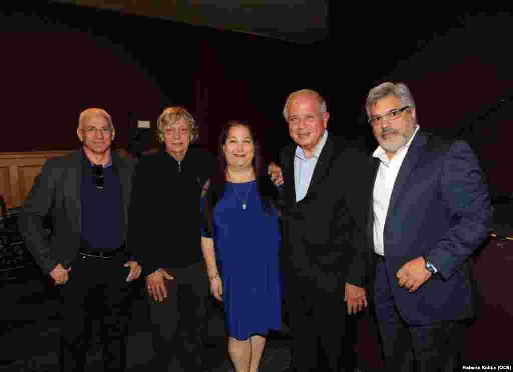 """Presentación en el Teatro Manuel Artime del Especial """"Cuba 60 años""""."""