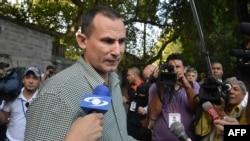 El opositor José Daniel Ferrer, líder de la Unión Patriótica de Cuba (UNPACU), en una imagen de archivo.