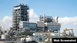 Central Termoeléctrica que construye Odebrecht en Punta Catalina, Rep.Dominicana