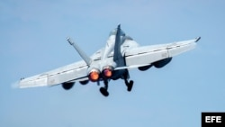 US aircraft shoots down Syrian government jet over Syria